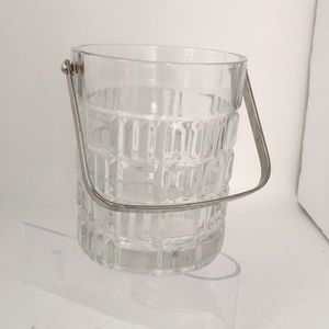Other - Glass ice bucket for personal bar